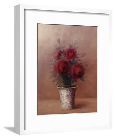 Lillian--Framed Art Print