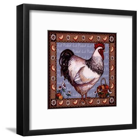Standing Guard I-Debra Jordan Bryan-Framed Art Print