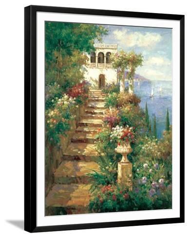 Summer Vista-Peter Bell-Framed Art Print
