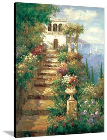 Summer Vista-Peter Bell-Stretched Canvas Print