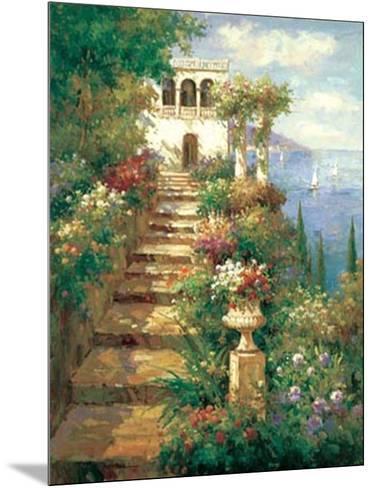 Summer Vista-Peter Bell-Mounted Art Print