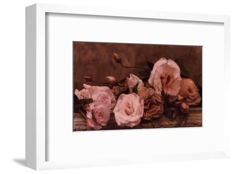 Palest Pink-Julie Greenwood-Framed Art Print