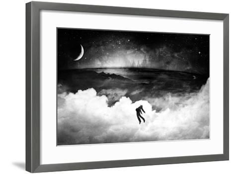 Lost in the World-Alex Cherry-Framed Art Print