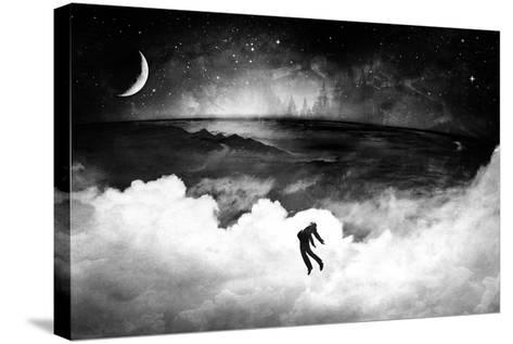 Lost in the World-Alex Cherry-Stretched Canvas Print