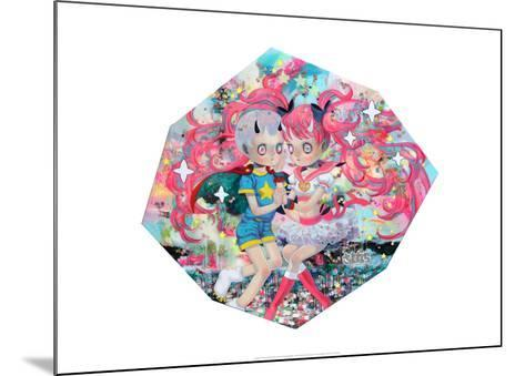 Come Together, Again and Again-Hikari Shimoda-Mounted Art Print