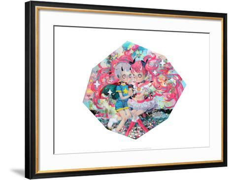 Come Together, Again and Again-Hikari Shimoda-Framed Art Print
