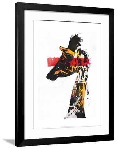 I Can See-Alex Cherry-Framed Art Print