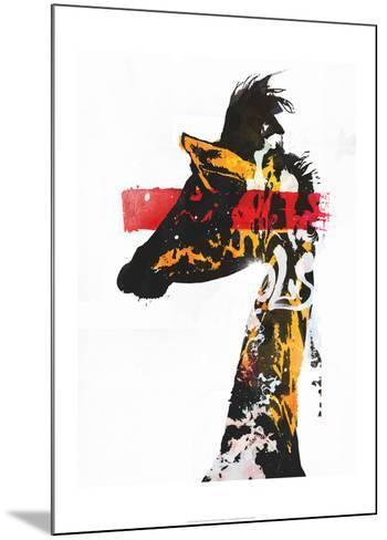 I Can See-Alex Cherry-Mounted Art Print