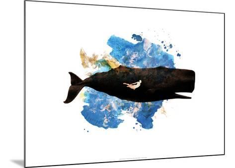 Jonah-Alex Cherry-Mounted Art Print