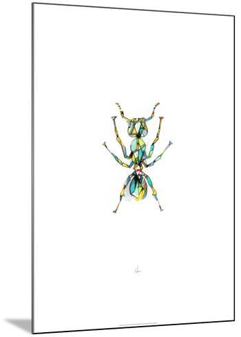 Ant-Alexis Marcou-Mounted Art Print