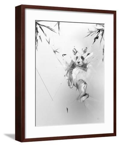 Panda-Alexis Marcou-Framed Art Print