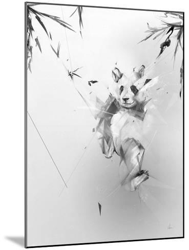 Panda-Alexis Marcou-Mounted Art Print