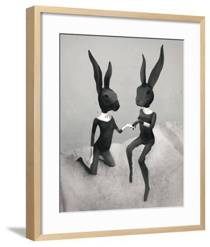Be Mine-Ruben Ireland-Framed Art Print