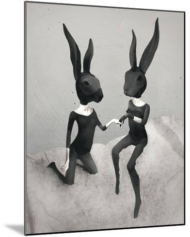 Be Mine-Ruben Ireland-Mounted Art Print