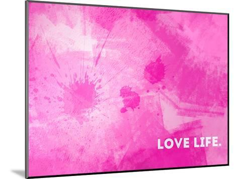 Emotional Art Love Life-Melanie Viola-Mounted Art Print