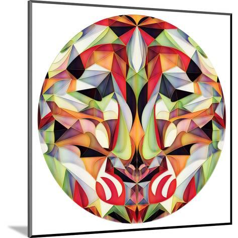 Merry Everything-Anai Greog-Mounted Art Print