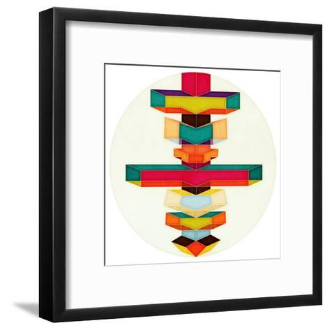 I Am Here-Anai Greog-Framed Art Print