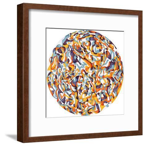 Inner Symphony-Anai Greog-Framed Art Print