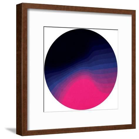 Plot Twist-Anai Greog-Framed Art Print