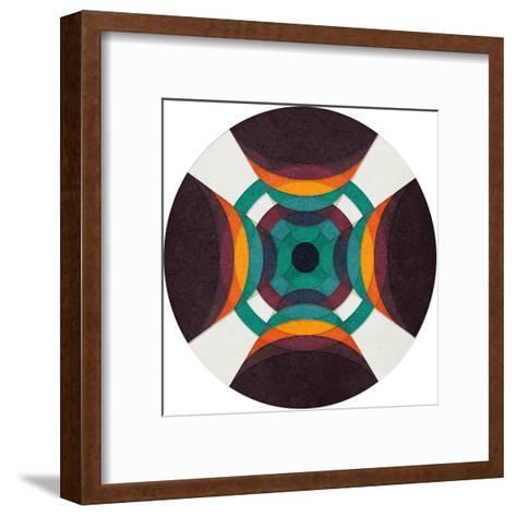 To The Core-Anai Greog-Framed Art Print