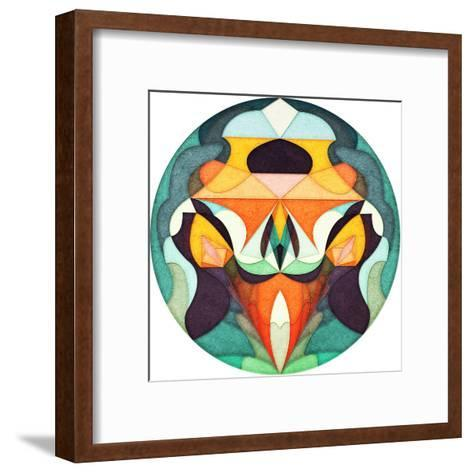 Quiet Time-Anai Greog-Framed Art Print