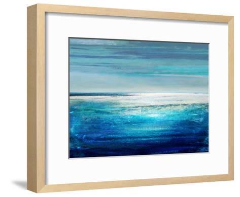 Reflection on the Horizon II-Taylor Hamilton-Framed Art Print