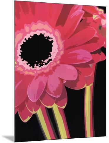 Pink Heat-Alicia Bock-Mounted Art Print