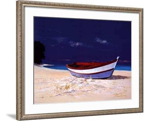The Starfish-Steve Thoms-Framed Art Print