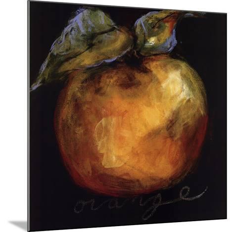 Orange-Nicole Etienne-Mounted Art Print