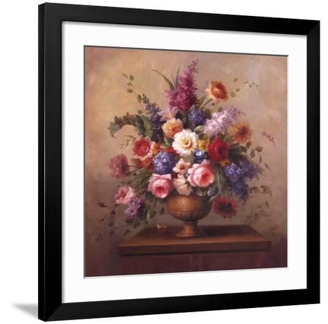 Heirloom Bouquet II-Ralph Steiner-Framed Art Print