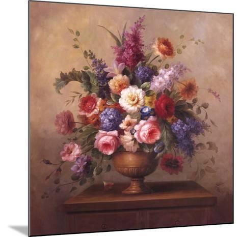 Heirloom Bouquet II-Ralph Steiner-Mounted Art Print