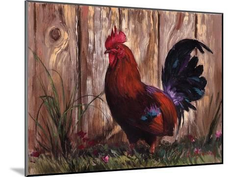 Bantie Rooster-Nenad Mirkovich-Mounted Art Print
