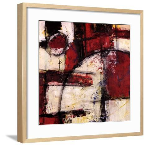 Galaxy 45--Framed Art Print