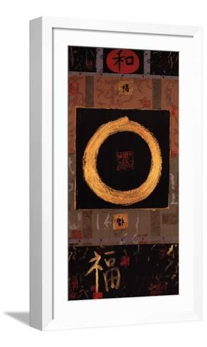 Asian Tranquility-Young-Mi Chi-Framed Art Print