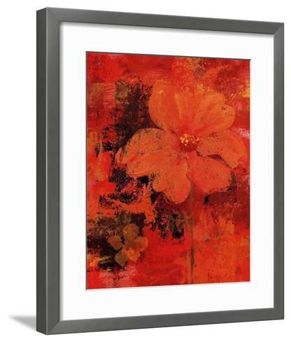 Marigolds I-Lisa Ven Verloth-Framed Art Print