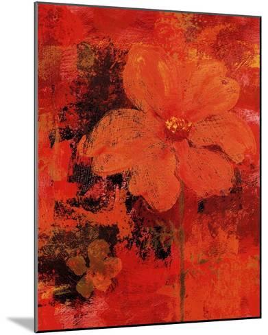 Marigolds I-Lisa Ven Verloth-Mounted Art Print