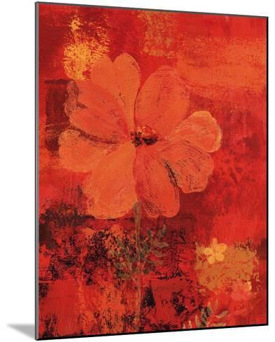 Marigolds III-Lisa Ven Verloth-Mounted Art Print