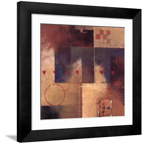 Axis 138--Framed Art Print