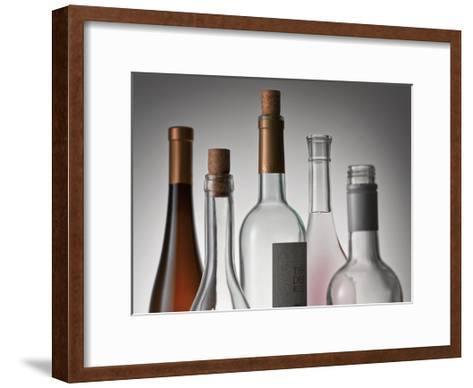 Bottle Topsprinted-Barry Seidman-Framed Art Print