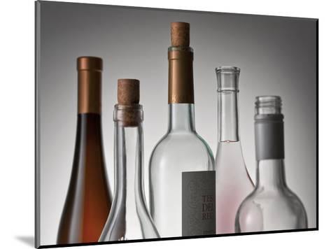 Bottle Topsprinted-Barry Seidman-Mounted Art Print
