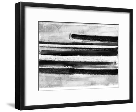 Black Cynthia-Cynthia Alvarez-Framed Art Print
