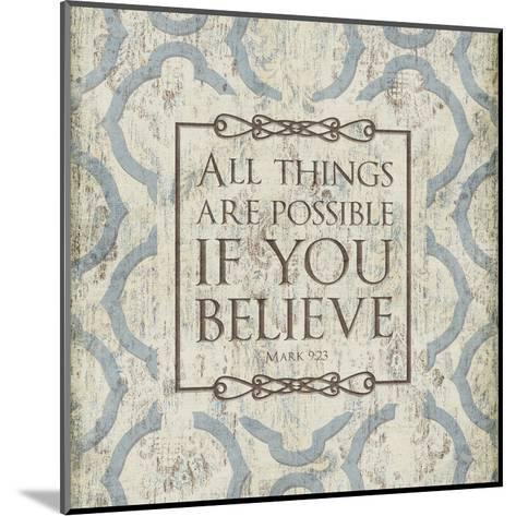 All Things-Jace Grey-Mounted Art Print