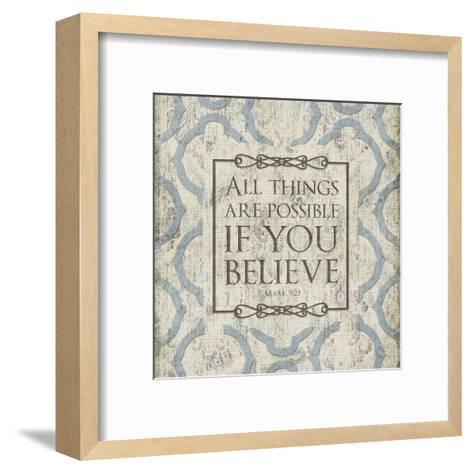 All Things-Jace Grey-Framed Art Print