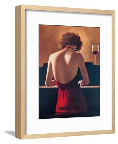 Sophisticated Lady-May May-Framed Art Print