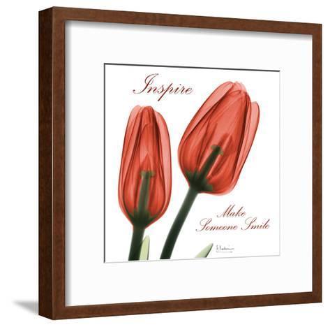 Inspire Tulips-Albert Koetsier-Framed Art Print