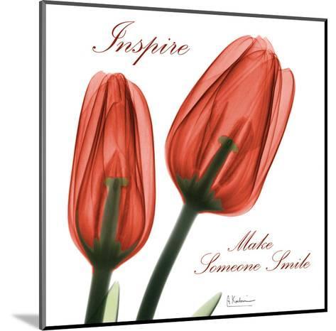 Inspire Tulips-Albert Koetsier-Mounted Art Print