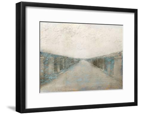 At The Pier-Kimberly Allen-Framed Art Print