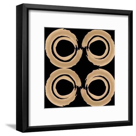 Empty Stare 2-Marcus Prime-Framed Art Print