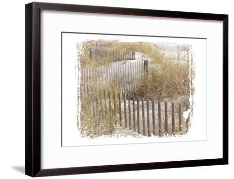 Coastal Photography 1-Melody Hogan-Framed Art Print