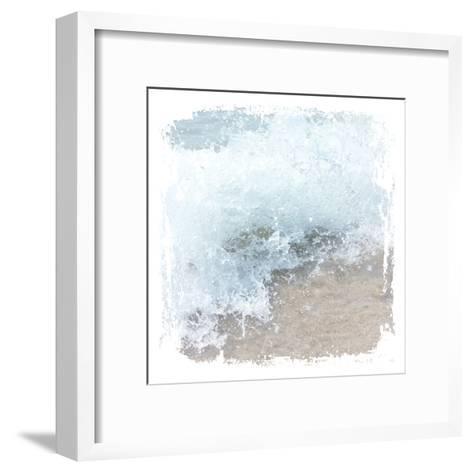 Crashing Waves-Melody Hogan-Framed Art Print
